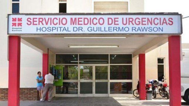 Ocurrió en el Hospital Doctor GuillermoRawson.