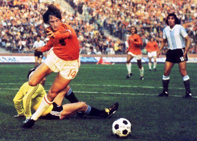Holanda emitió una moneda de 5 euros en homenaje a Johan Cruyff