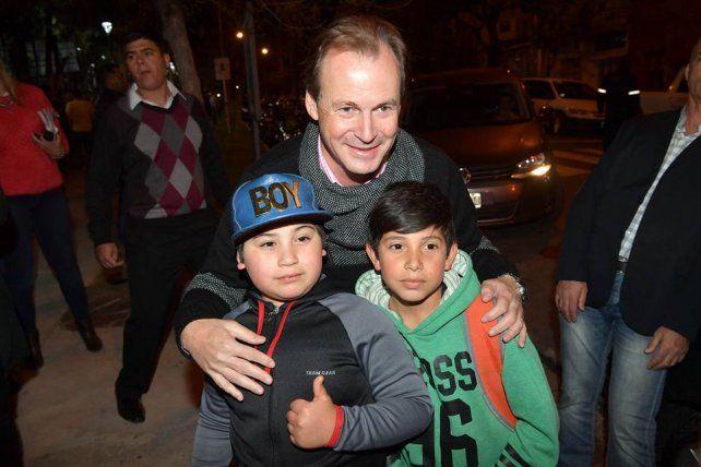 Foto prensa Gustavo Bordet.