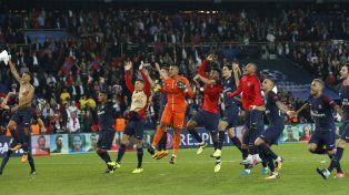 El PSG goleó al Bayern por la Champions