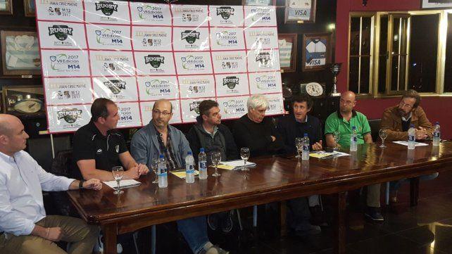 Las autoridades dieron detalles anoche de lo que serán los tres encuentros del sábado