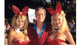 Murió Hugh Hefner