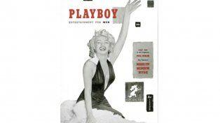 La primera portada de Playboy