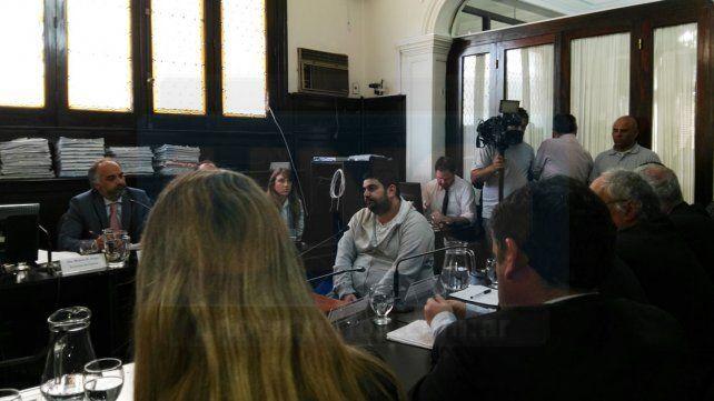 Castrogiovanni. El acusado de ser el jefe de la banda narco aparece en numerosas escuchas telefónicas.