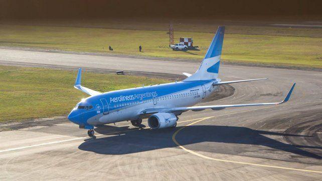 Impulso. Buscan posicionar en la región al aeropuerto Justo José de Urquiza.