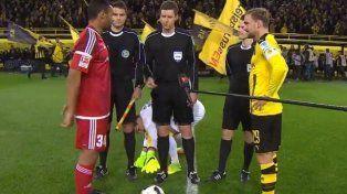 La extraña adicción de Roman Burki, el arquero del Borussia Dortmund
