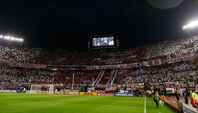 River y Lanús, con público visitante en la Copa Libertadores