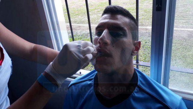 Los jugadores de Belgrano fueron agredidos en su llegada a Concordia
