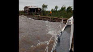 Hallaron el cuerpo del pescador que había desaparecido de las aguas en el río Ibicuy