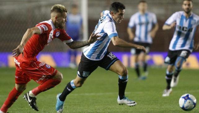 El entrerriano Mauro Quiroga marcó en la primera victoria de Argentinos en la Superliga