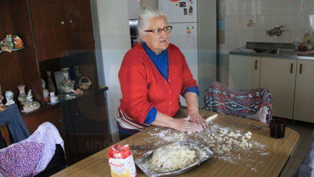 Yolanda lucha por salvar su vivienda