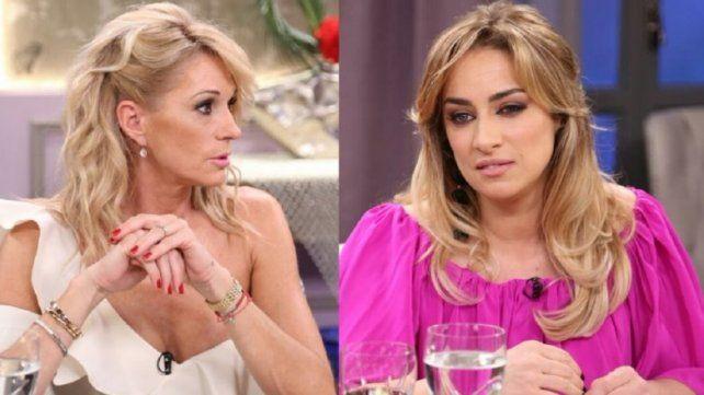 María Julia Oliván y Yanina Latorre: filoso cruce en lo de Mirtha Legrand