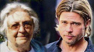 La abuela de Brad Pitt murió sin cumplir su último deseo: volver a ver a su nieto