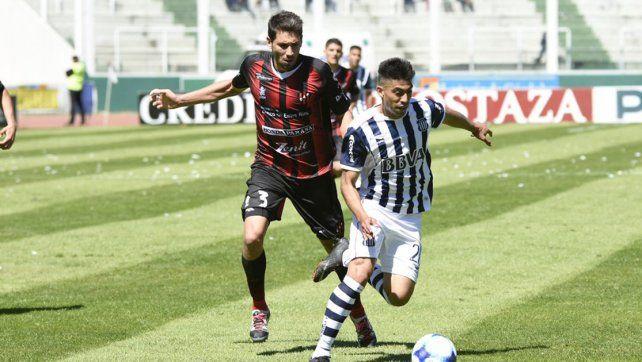 Talleres cortó el buen andar de Patronato en la Superliga