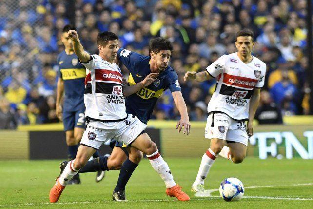 Boca sigue como único líder tras ganarle a Chacarita