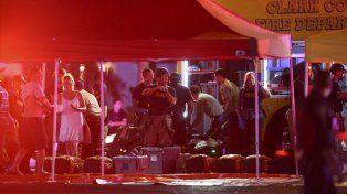 Son casi 60 los muertos en el ataque armado en Las Vegas