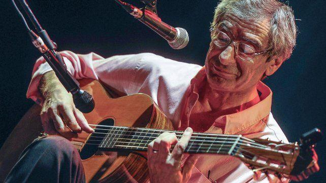 Impulsor. El guitarrista Juan Falú creó el festival en 1995