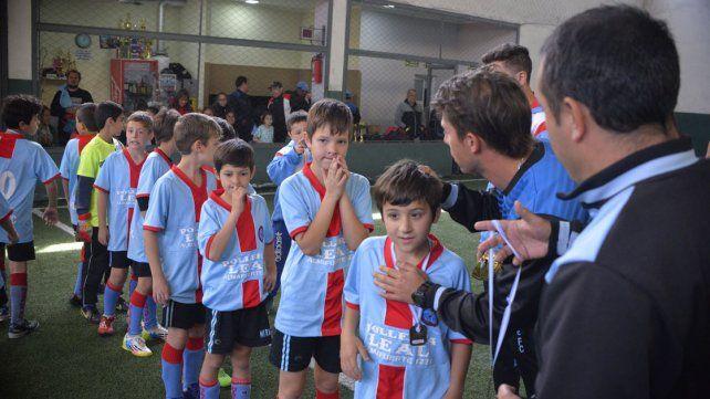 Belgrano es el organizador del campeonato Infantil.