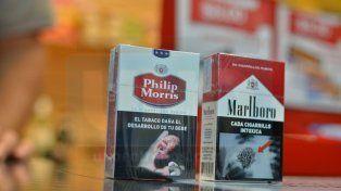 Aumenta un 4% el precio de los cigarrillos