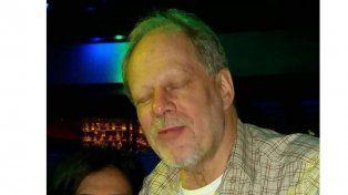 Stephen Paddock en una imagen difundida por la cadena CBS