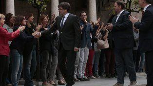 Cataluña se prepara para un paro de país antes de la ruptura