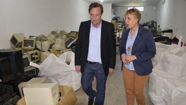 Política ambiental. Las medidas apuntan a dar solución a la disposición final de los residuos.