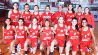 Al hexagonal. Las chicas U17 de Tomás de Rocamora avanzaron a la parte más importante de la Liga Nacional.