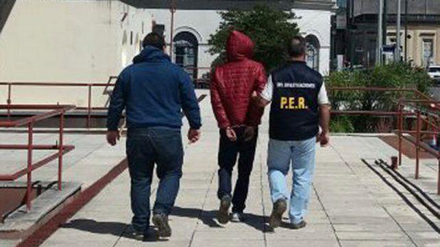 En Concepción del Uruguay, detuvieron a un joven que abusó de una niña