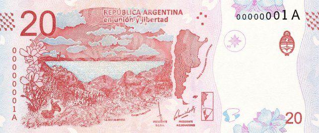 Ya circula el nuevo billete de 20 pesos: ¿Cómo detectar si es falso?