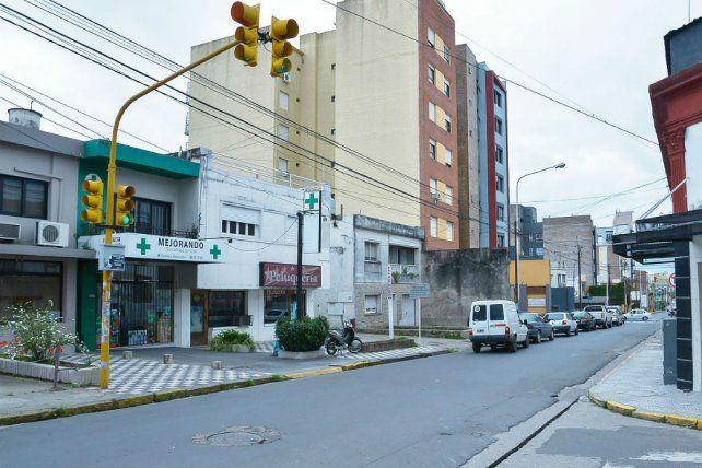 Objetivos. Buscan descongestionar el tránsito en la zona céntrica de la capital provincial.