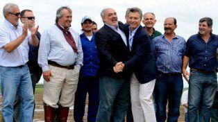 A mi Corrientes pora. Macri encontró en Colombo un socio electoral coyunturalmente importante