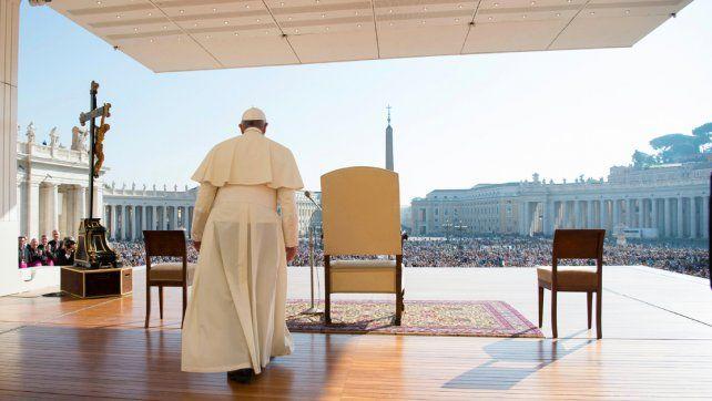 Francisco pidió por la paz en Medio Oriente: Recuerdo con afecto mi visita en su tierra y a su pueblo generoso
