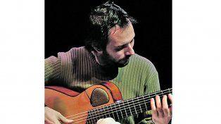 Popular. Mauricio Guastavino interpretará música popular brasileña y chamamé.
