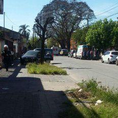 Sangre y desesperación: La escena que encontró la Policía en la casa del filicidio