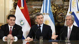 Paraguay le da más potencia a la candidatura de 2030