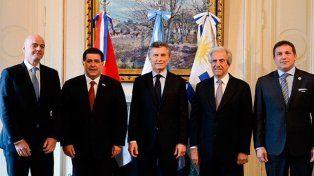 La prensa peruana denuncia que el partido ante Argentina está arreglado
