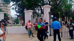 Se intoxicaron 18 niños por fumigaciones en una escuela: Fueron hospitalizados