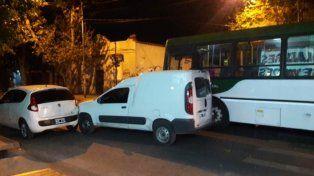 Mendoza: el insólito accidente que involucró a un conductor fantasma