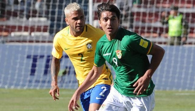 Bolivia y Brasil igualaron sin goles en la altura