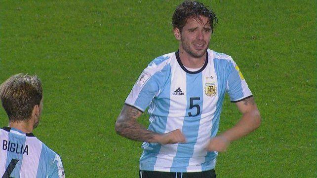 Boca le reclamará a la FIFA una jugosa indemnización por la lesión que Gago sufrió en la Selección