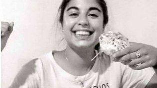 La víctima. Micaela tenía 21 años y era estudiante de Educación Física.