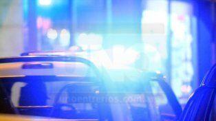 Adolescente intentó agredir con un arma blanca a su profesor
