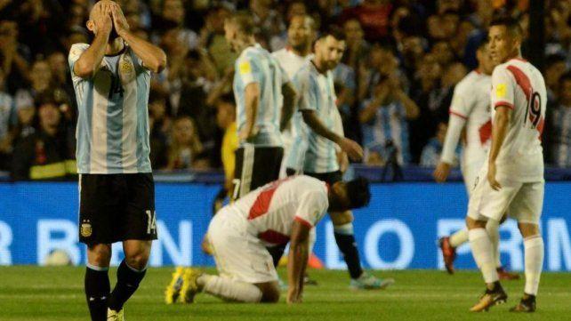 La fortuna que perderá la AFA si Argentina no se clasifica al Mundial
