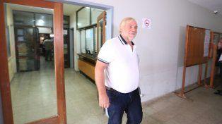 Allende fue a pedirle disculpas al abogado para evitar otra causa penal.UNO/Diego Arias