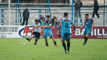 Juventud Unida viene de igualar 1-1 ante Brown de Adrogué.Gentileza/Prensa Juventud Unida