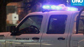 El cuerpo sin vida fue encontrado anoche a las 22 en la casa de Ramírez.