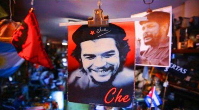 Cuba es el centro de los homenajes al Che Guevara