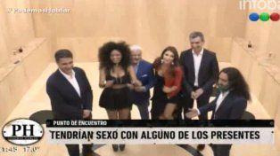 Kate Rodríguez le confesó a Catherine Fulop que tiene fantasías con ella
