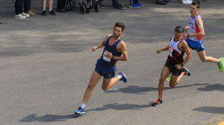 Los corredores rápidos suelen utilizar los 5K para entrenar. Foto UNO Diego Arias.