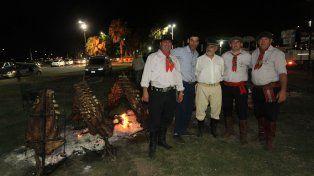 Degustación. En la Costanera de Paraná presentaron la propuesta e invitaron para el sábado.